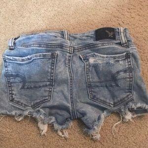 00 AE Jean shorts